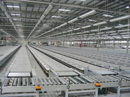 _ Automated Refrigerator Assembly Line , Stationary Type Freezer Testing System