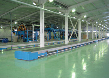 China _ Foaming Preassembly Line For Refrigerator Assembly Line Automatical fournisseur