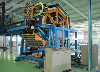 China _ Door Foaming Line Automatical In Refrigerator Assembly Line  , Mixer fournisseur