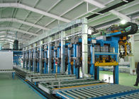 China _ Cabinet Foaming Line Automatical For Refrigerator Assembly Line With Long Life , Speed Adjustable usine